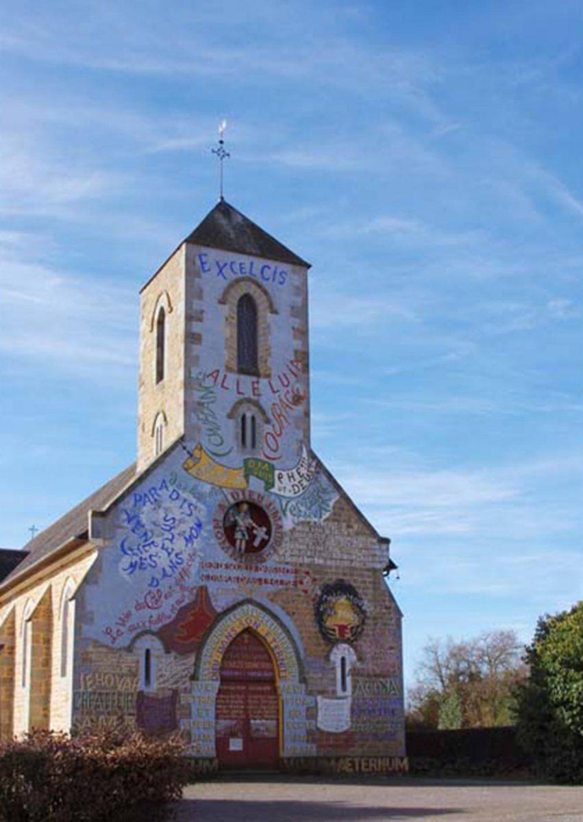 Eglise vivante et parlante