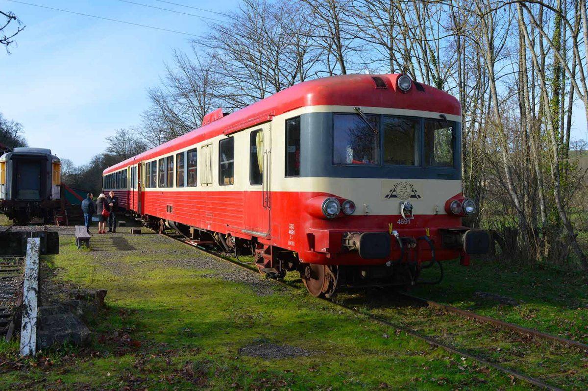 Train ancien