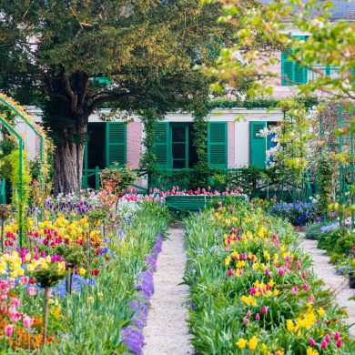 Gîtes et Locations à Giverny