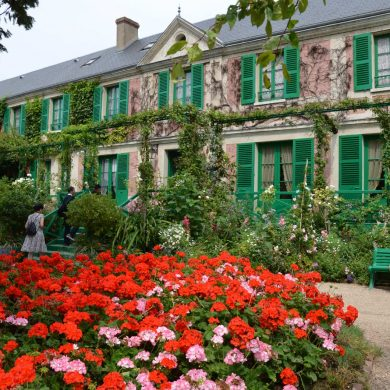 Lieux de visite à Giverny