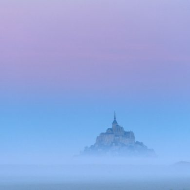 Hôtels au Mont-Saint-Michel