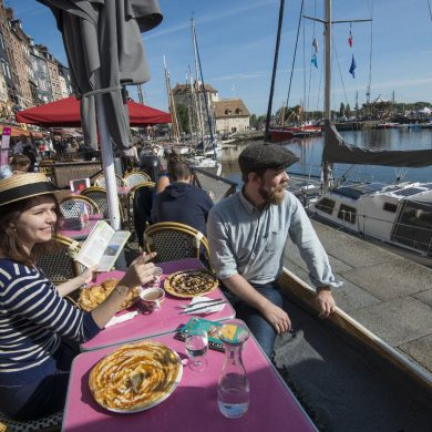 Restaurants à Honfleur