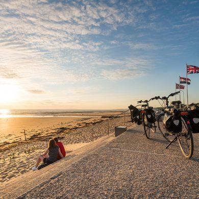 Le vélo en Normandie
