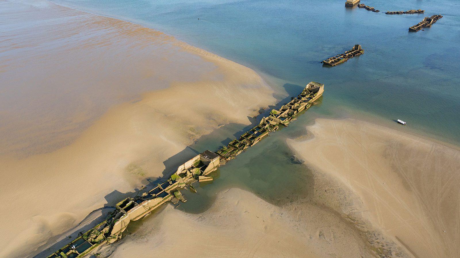 Sites Et Musees Du Debarquement Normandie Tourisme