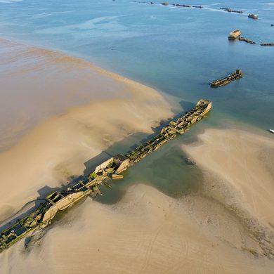 Sites et musées du débarquement et de la bataille de Normandie