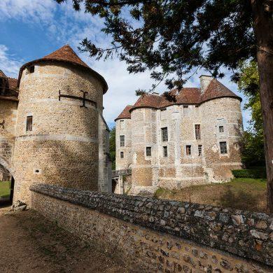 Les châteaux méconnus du Moyen Âge