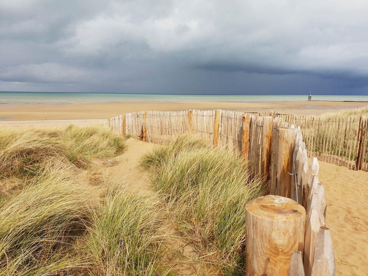 Juno Beach - Plage de Courseulles-sur-Mer - D-Day