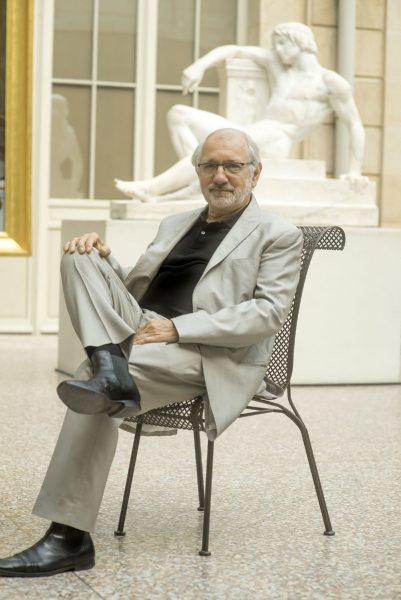 Portrait de Philippe Piguet,