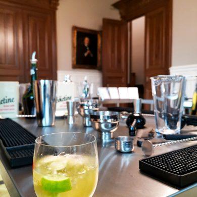 Atelier cocktail au Palais Bénédictine