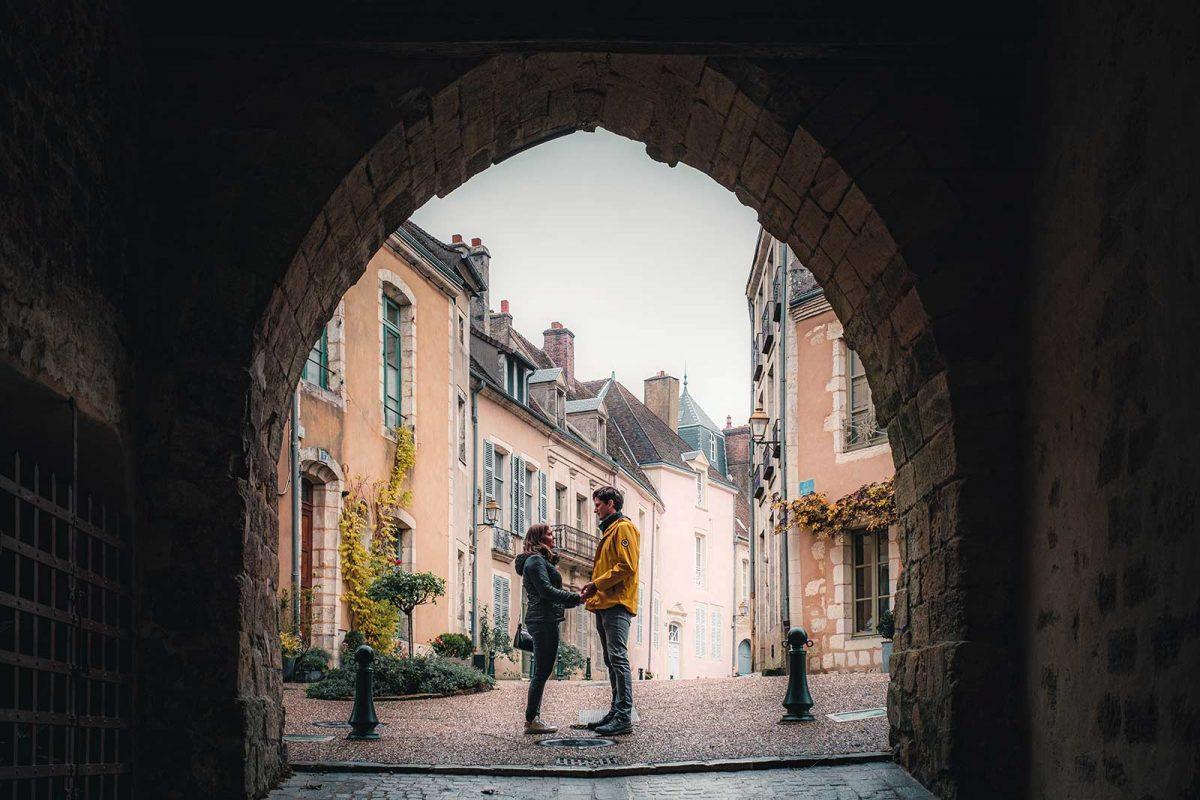 Balade en couple à Bellême, petite cité de caractère