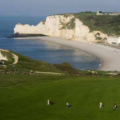 Golf pass en Normandie