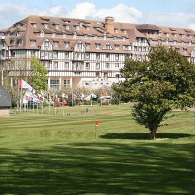 Hébergements à proximité d'un golf