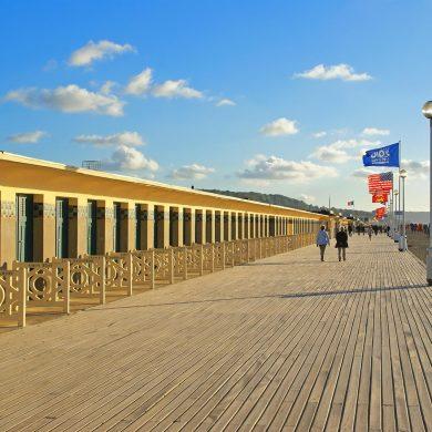 Week-end en amoureux à Deauville : l'art de vivre en Normandie