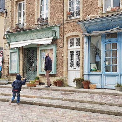 Bayeux en famille pour un week-end entre détente et Histoire