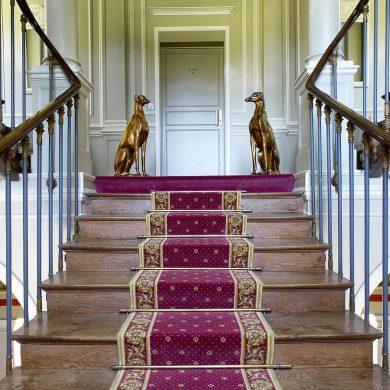 Ces hôtels de charme qui accueillent les chiens