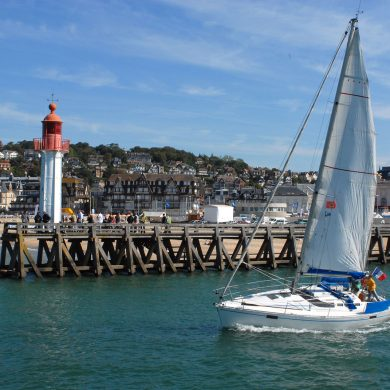 Les meilleurs événements nautiques en Normandie