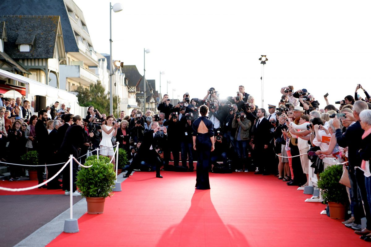Festival film de cabourg Juliette Binoche