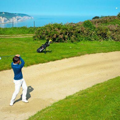 Débuter le golf en Normandie