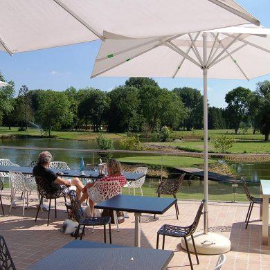 Sélection des restaurants de golfs en Normandie