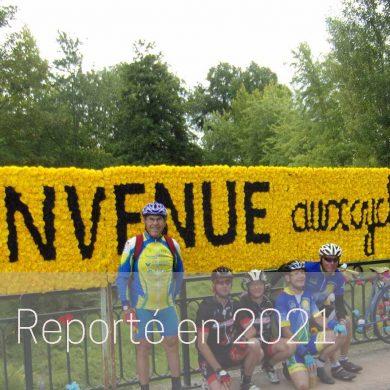 Semaine fédérale du cyclotourisme à Valognes