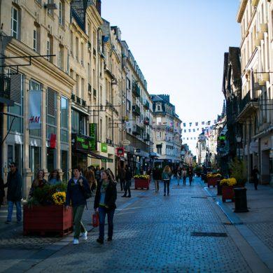 Week-end shopping et histoire à Caen