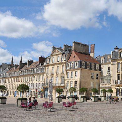 Entre Histoire, bonnes tables et shopping : notre week-end en amoureux à Caen