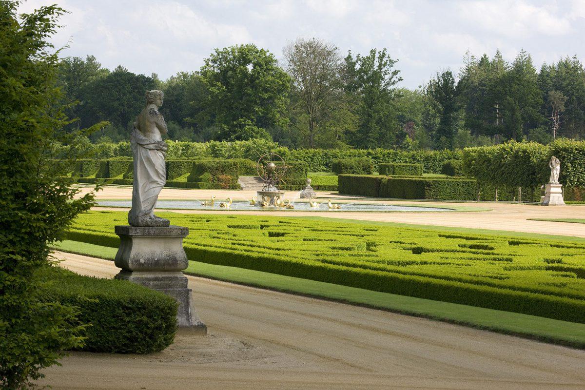 Jardin du Champ de bataille