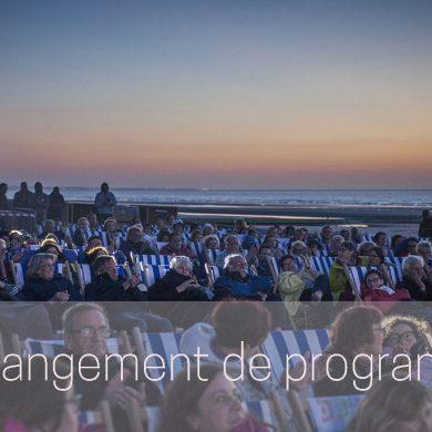 Le Festival du Film Romantique à Cabourg
