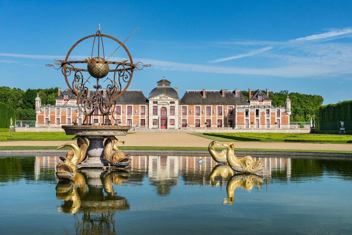 Château du Champs de bataille