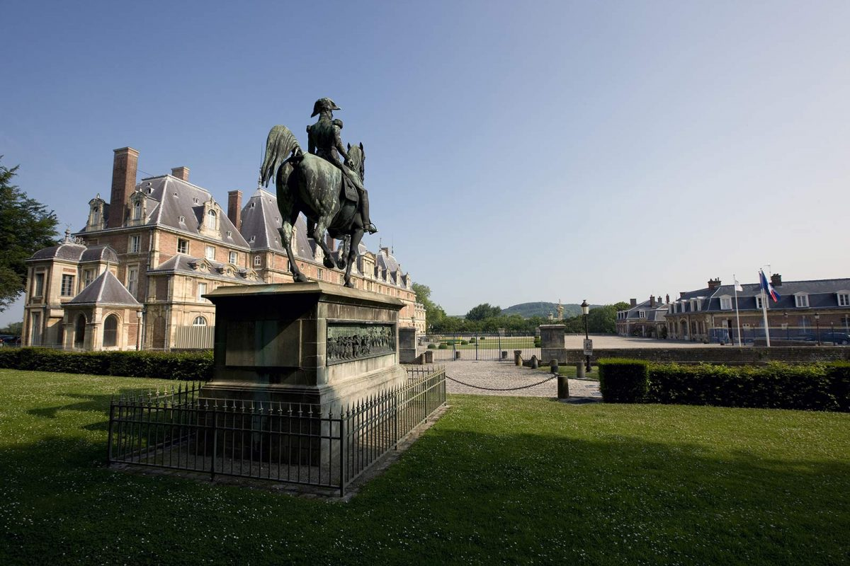 Château-musée Louis-Philippe à Eui