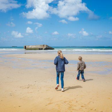 Arromanches en famille : au cœur des Plages du Débarquement