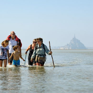 Immersion nature en baie du Mont-Saint-Michel