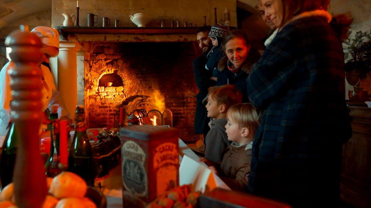 Expérience Atelier de Noël en famille au château de Canon