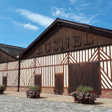 Dégustation de Calvados à la distillerie Busnel