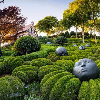 Les Jardins d'artiste en Normandie