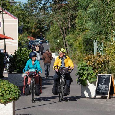 Une journée vélo à Giverny