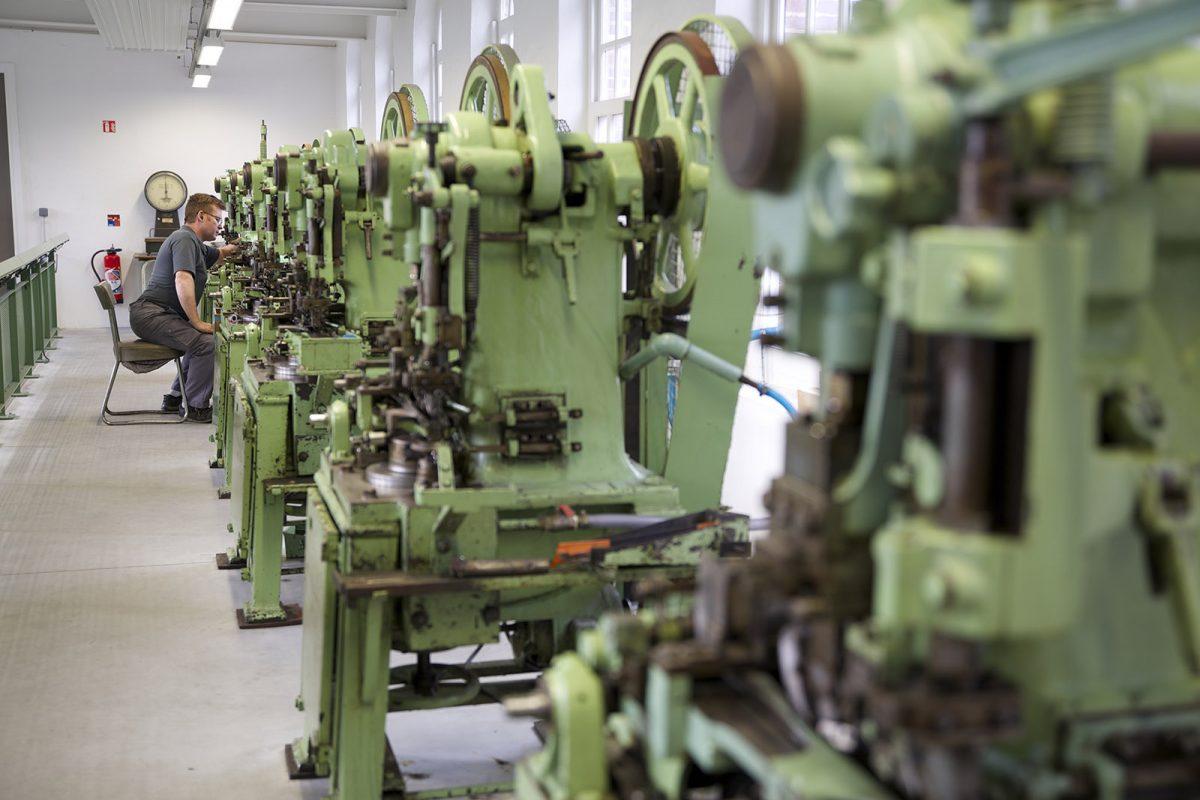 Manufacture Bohin