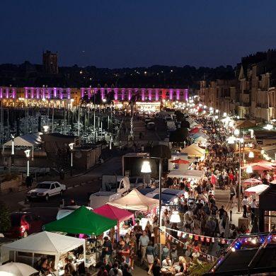Les 10 marchés nocturnes les plus sympas
