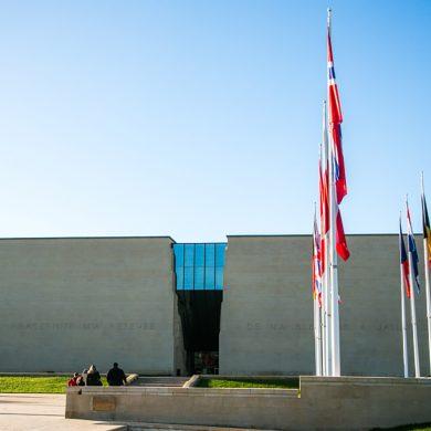 Visite inoubliable du Mémorial de Caen