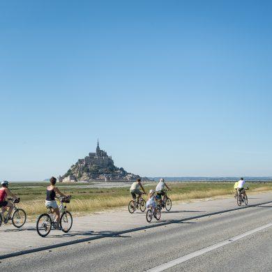 Le Mont-Saint-Michel entre amis et sans voiture