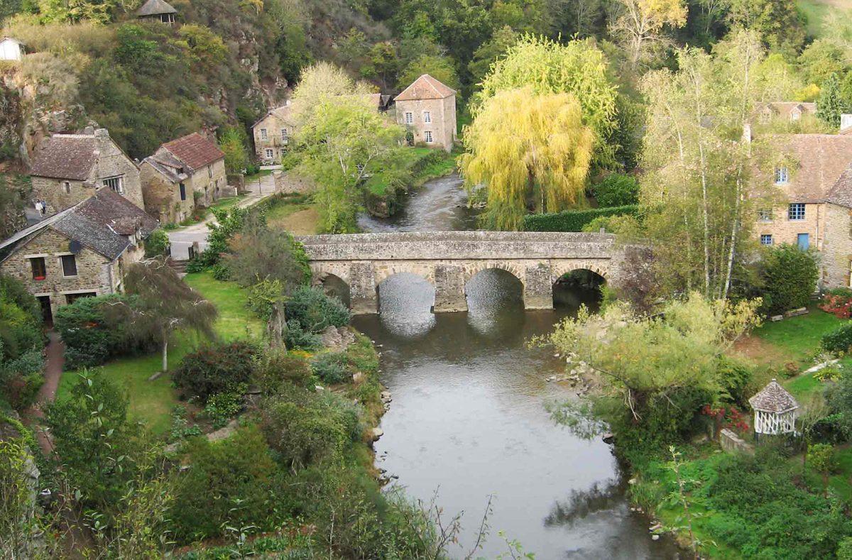 Saint-Céneri- Le-Guérei