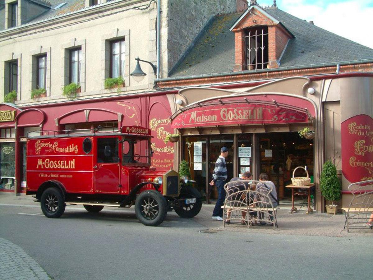 Epicerie fine Maison Gosselin à Saint-Vaast-la-Hougue