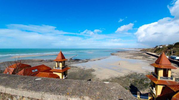 Sejour A Granville En Famille Et Sans Voiture Normandie Tourisme