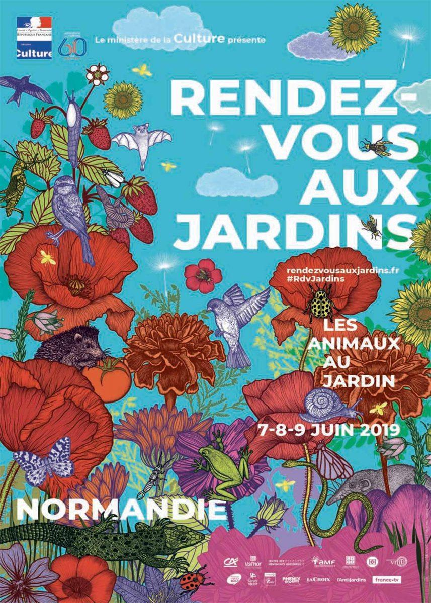 Rendez-vous aux jardins - Programme 2019
