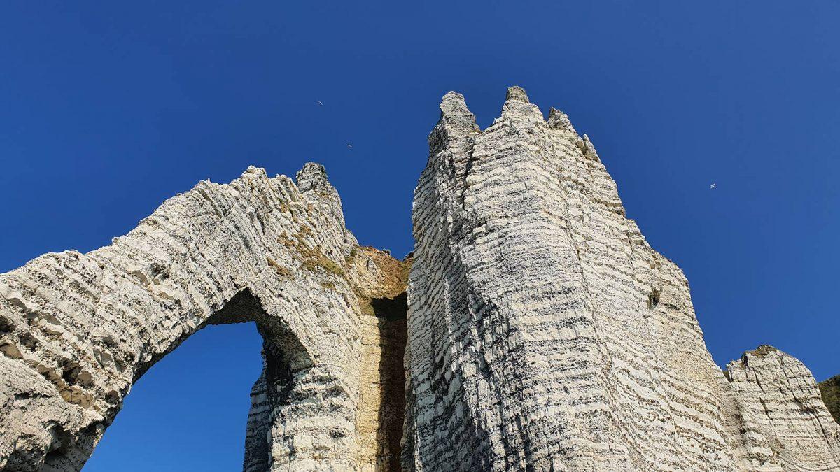 Les arches d'Etretat