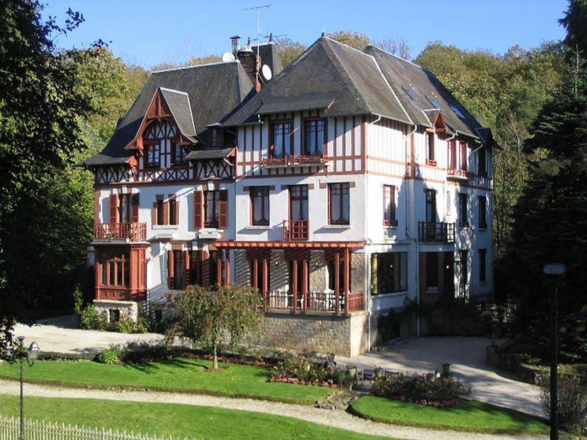 Logis-Hôtel du Bois Joli à Bagnoles-de-l'Orne