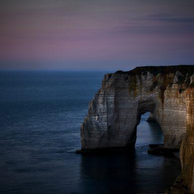 Road-trip impressionniste sur La côte d'Albâtre