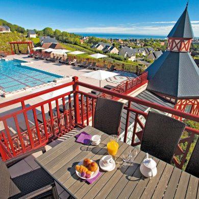 Partir en vacances en Normandie