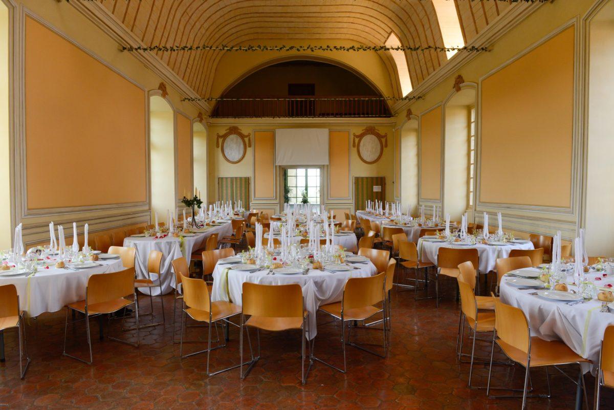 Salle des Fêtes du Château de Carrouges