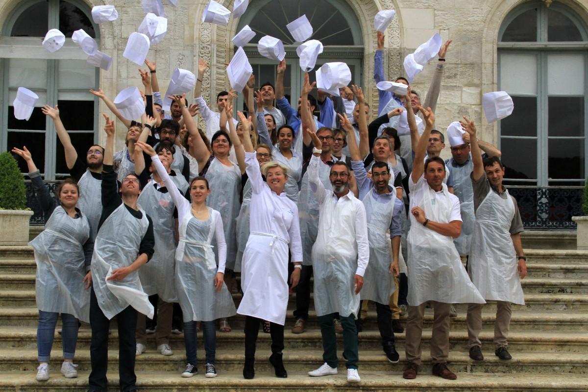 Activité Incentive Challenge Culinaire à l'Abbaye du Valasse